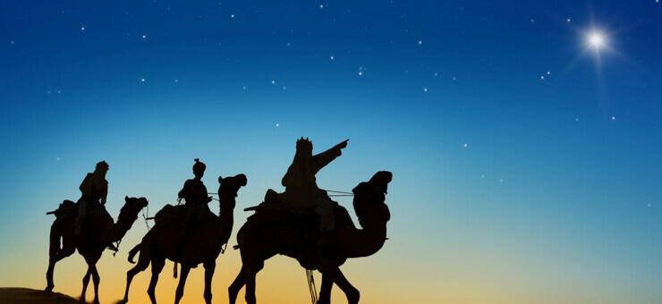 Los Reyes Magos, tradición en México