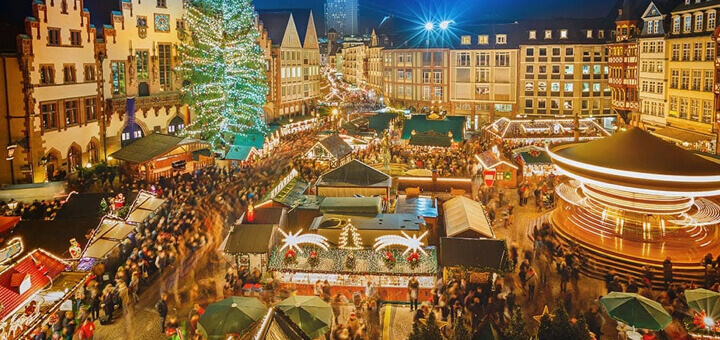 Navidad en Alemania  ¡Frohe Weihnachten!
