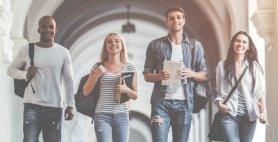 A estudiar en el extranjero ¡Aprendizaje y diversión!