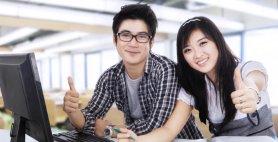 Reciba asesoría para estudiar en el extranjero.