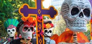Celebraciones de día de muertos en el mundo